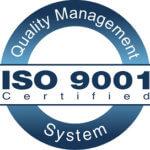 ISO 9001 logo