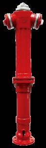 Overground Hydrant Breakable