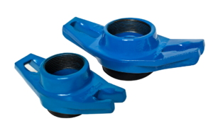Saddle for Ductile Iron Pipes