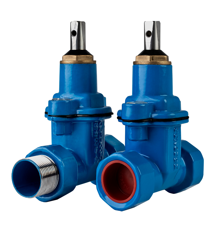 Service Valve threaded connections